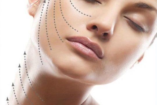 non-invasive facelift threading Melbourne