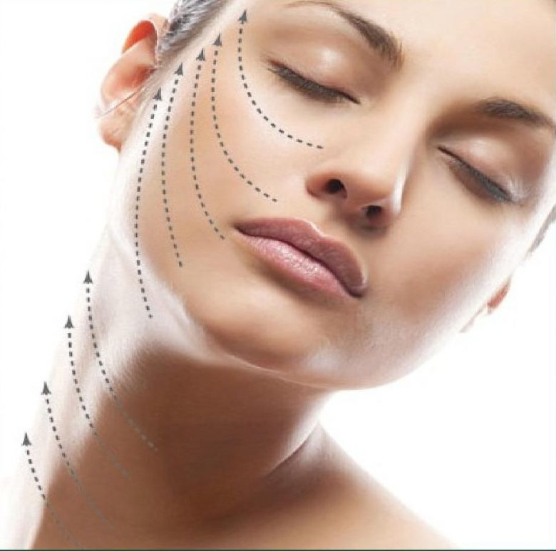 non-invasive facelift threading Melbourne