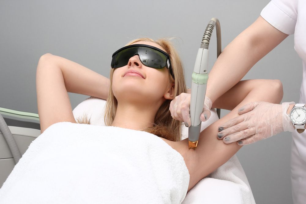 Basic Questions Everyone Has About Laser Hair Removal